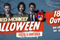 Red Monkey - Halloween á fantasia - SuperNatural