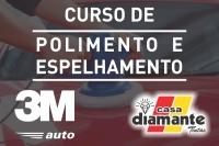CURSO DE POLIMENTO 3M (Campinas)