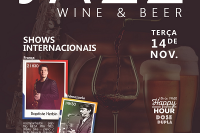 FESTIVAL JAZZ, WINE & BEER