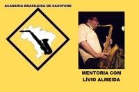 MENTORIA DE SAXOFONE COM LÍVIO ALMEIDA