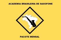 PACOTE MENSAL - ACADEMIA BRASILEIRA DE SAXOFONE