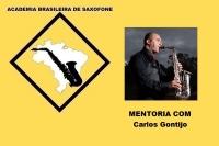 MENTORIA DE SAXOFONE COM CARLOS GONTIJO