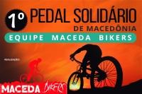 1º Pedal Solidário de Macedônia