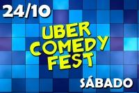 Sábado - Uber Comedy Fest