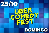 Domingo- Uber Comedy Fest