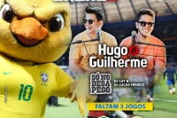 Arena Up - Hugo e Guilherme
