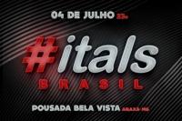 #itals Araxá 2015