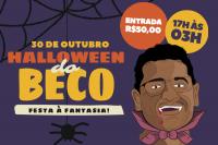 Halloween do Beco