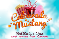 Calourada Mustang