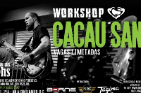 Workshop com Cacau Santos