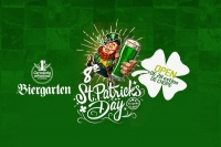 8º St. Patrick´s Day Biergarten 2019 - OPEN BAR