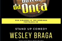 STAND UP COMEDY com WESLEY BRAGA
