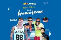 2 Festa Noturna JUMPIRA 2019 - Banda do Marcão + DJ Caio Moreira
