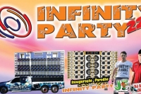 INFINITY PARTY 22ª
