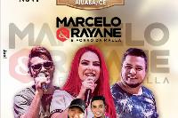 Marcelo e Rayane 17 de novembro em Aiuaba