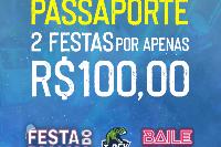 Passaporte Festas T-REX 2k19