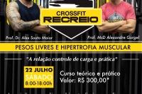 Pesos Livres e Hipertrofia Muscular