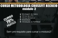 INTRODUÇÃO METODOLOGIA CROSSFIT RECREIO