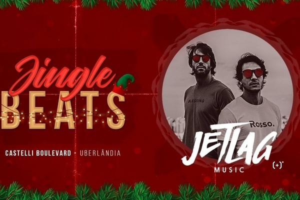 Jingle Beats com JetLag